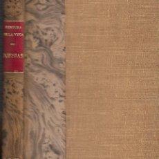 Libros antiguos: POESÍAS LÍRICAS -TOMO I-, VENTURA DE LA VEGA. Lote 229107550