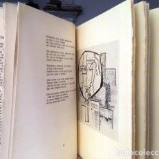 Libros antiguos: CORREIG : POEMES REUSENCS (REUS. TIRADA NUMERADA EN PAPEL DE HILO DE 30 EJEMPLARES.. Lote 230214160