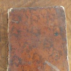 Livros antigos: AUTOS SACRAMENTALES 1717 CALDERÓN DE LA BARCA. Lote 232605335
