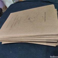 Libros antiguos: TORRES DE LAS PALOMAS LEER DESCRIPCIÓN. Lote 234018495