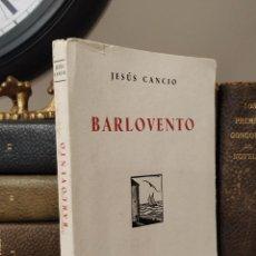 Libros antiguos: BARLOBENTO JESÚS CANCIO MADRID 1951. Lote 235518270