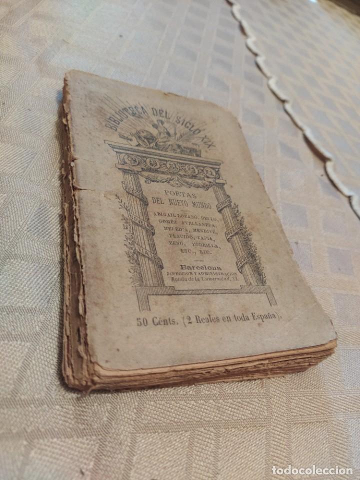 TESORO DE AUTORES ILUSTRES. POETAS DEL NUEVO MUNDO (Libros antiguos (hasta 1936), raros y curiosos - Literatura - Poesía)