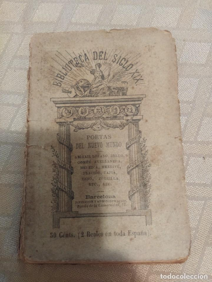 Libros antiguos: Tesoro de Autores Ilustres. Poetas del Nuevo Mundo - Foto 2 - 240026920