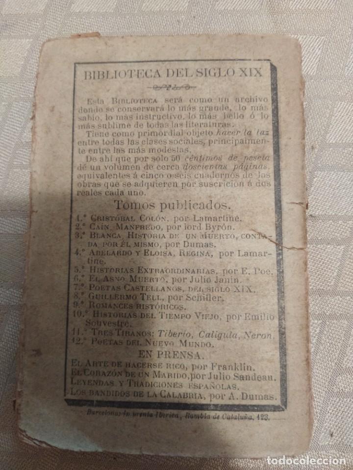 Libros antiguos: Tesoro de Autores Ilustres. Poetas del Nuevo Mundo - Foto 5 - 240026920