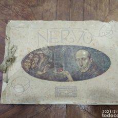 Libros antiguos: AMADO NERBO. SELECCIÓN BREVE DE SUS POESÍAS. Lote 240347745
