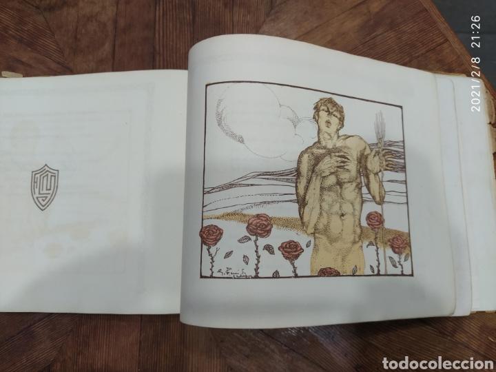 Libros antiguos: Amado Nerbo. Selección breve de sus poesías - Foto 9 - 240347745