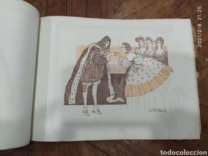 Libros antiguos: Amado Nerbo. Selección breve de sus poesías - Foto 10 - 240347745