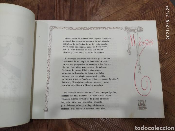 Libros antiguos: Amado Nerbo. Selección breve de sus poesías - Foto 11 - 240347745