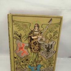 Livros antigos: TRES POESÍAS: EL ÁNGEL DE LA MUERTE / CANCIÓN DE LA CAMPANA / EPÍSTOLA MORAL (PRIMERA EDICIÓN 1883). Lote 241022970