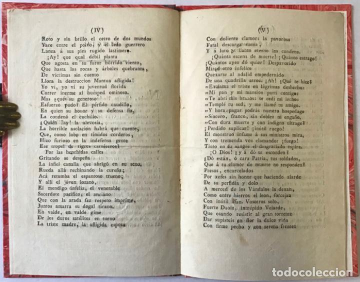 Libros antiguos: EL DIA DOS DE MAYO. ELEGIA. - NICASIO GALLEGO, Juan. - Foto 2 - 243543550