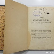 Libros antiguos: ECOS DEL TÁDER. CANTOS POÉTICOS. ANTONIO ARNAO. MADRID, 1857. (POESÍA, MURCIA). Lote 243902525