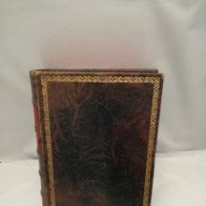 Libros antiguos: POEMA DEL MÍO CID (EDICIÓN PIEL 1929) 3ª EDICIÓN CORREGIDA Y NOTAS POR RAMÓN MENÉNDEZ PIDAL. Lote 246452960
