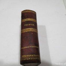Libros antiguos: R. DE CAMPOAMOR EL DRAMA UNIVERSAL . EL TREN EXPRESO W5787. Lote 247075400