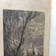 Libros antiguos: DEUTSCHER DICHTERWALD. LYRISCHE ANTHOLOGIE VON GEORG SCHERER , 189? ILUSTRADO. MUY ESCASO.. Lote 247719795