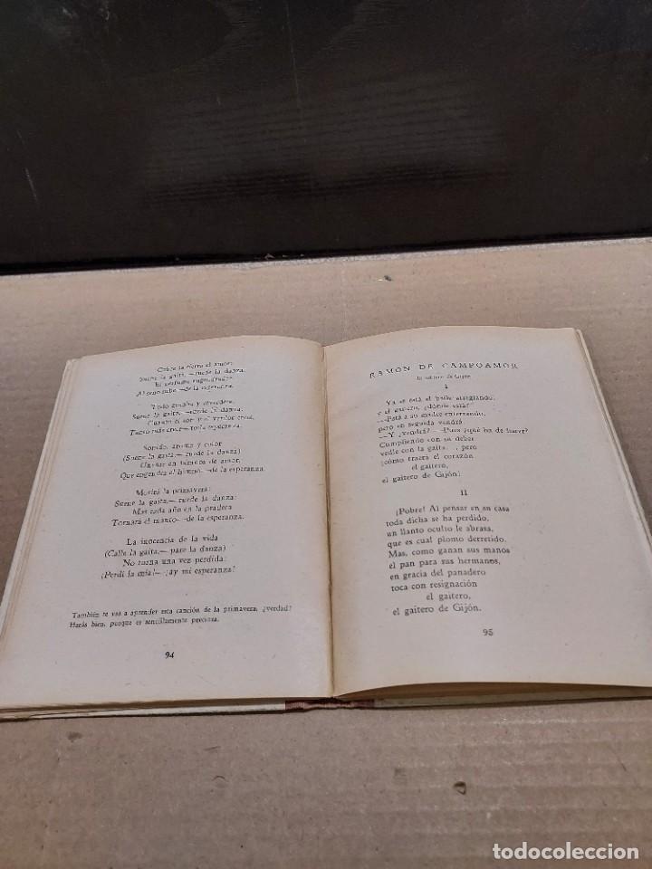 Libros antiguos: SELECCIÓN DE VERSOS ESPAÑOLES......1935.... - Foto 7 - 250328395