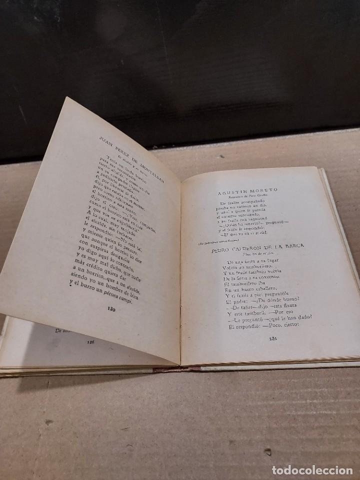 Libros antiguos: SELECCIÓN DE VERSOS ESPAÑOLES......1935.... - Foto 8 - 250328395