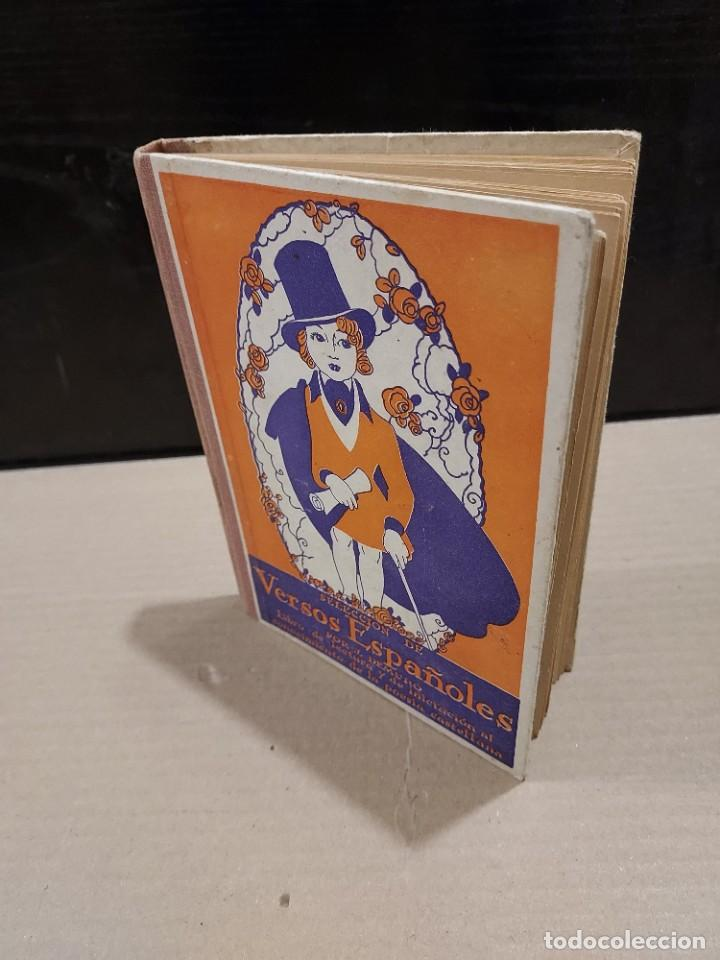 Libros antiguos: SELECCIÓN DE VERSOS ESPAÑOLES......1935.... - Foto 9 - 250328395