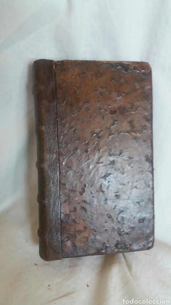 POESÍAS DE HORACIO LIBRO DEL SIGLO XVIII (Libros antiguos (hasta 1936), raros y curiosos - Literatura - Poesía)