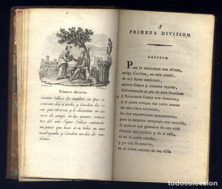 Libros antiguos: SALAS, Francisco Gregorio de. Observatorio Rústico. 1816. - Foto 3 - 253469165