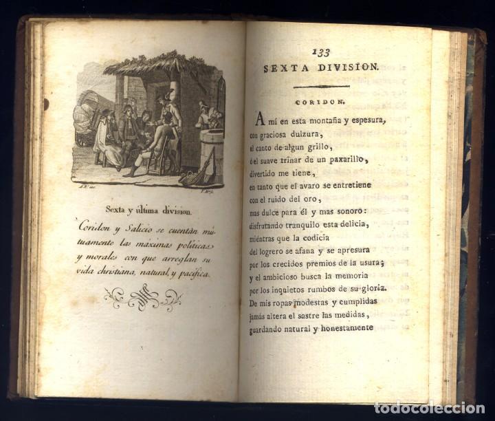 Libros antiguos: SALAS, Francisco Gregorio de. Observatorio Rústico. 1816. - Foto 4 - 253469165