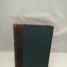 Libros antiguos: LOS LUSIADAS (RETAPADO TELA Y PIEL, 1887). Lote 254895710