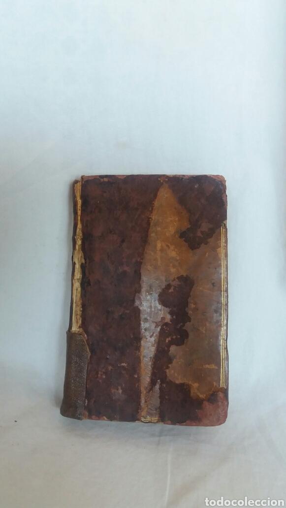POEMAS DE VOLTAIRE EDITADO EN 1779 (Libros antiguos (hasta 1936), raros y curiosos - Literatura - Poesía)