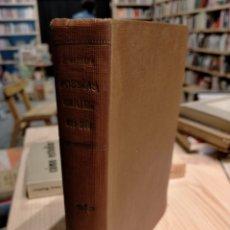 Livres anciens: POESIAS COMPLETAS. ANTONIO MACHADO. 1933. ESPASA CALPE. Lote 255973490