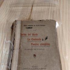 Libros antiguos: OBRAS COMPLETAS DE CURROS ENRÍQUEZ III. Lote 257460420