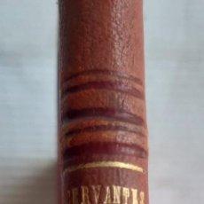 Libros antiguos: VIAJE DEL PARNASO - M. DE CERVANTES. MADRID 1879. Lote 257515250