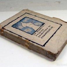 Libri antichi: ERNESTINA DE CHAMPOURCIN. EN SILENCIO….POESIAS. MADRID. 1926. PRIMERA EDICION. Lote 257582505
