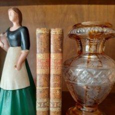 Libri antichi: EL GODOFREDO O JERUSALÉN RESTAURADA. POEMA ÉPICO DEL SEÑOR TORCUATO TASSO. 2 TOMOS 1817.. Lote 260842940