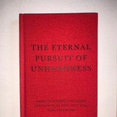 Libros antiguos: THE ETERNAL PURSUIT OF UNHAPPINESS. DAVID OGILVY. 1ª EDICIÓN. Lote 261126050