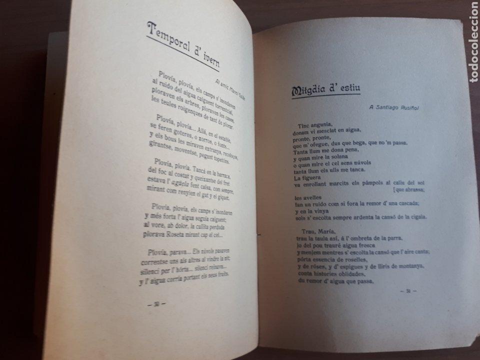 Libros antiguos: LA CANSÓ DE LISOLAT. DANIEL MARTÍNEZ FERRANDO. PRÒLEG DE SANTIAGO RUSIÑOL - Foto 5 - 262917345