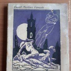 Libros antiguos: LA CANSÓ DE L'ISOLAT. DANIEL MARTÍNEZ FERRANDO. PRÒLEG DE SANTIAGO RUSIÑOL. Lote 262917345