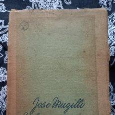 Libros antiguos: JOSÉ MIZULLI - LA LUNA CAMPESINA - 1919 - EDITORIAL VIRTUS - MUY ESCASO. Lote 263218955