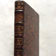 Libros antiguos: OBRAS POETICAS DE NICOLÁU TOLENTINO DE ALMEIDA. TOM. I, 1801. MUY ESCASO. Lote 263627005