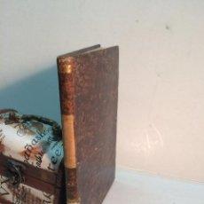 Libros antiguos: JOSÉ MARCO. CORONA POÉTICA DEDICADA AL EXMO. SR. D. MANUEL JOSÉ QUINTANA (1855). Lote 263810205