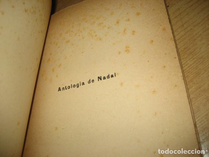 Libros antiguos: antologia de nadal . pròleg y tria tomas de la selva . ed joan merli 1923 poemas de navidad - Foto 3 - 265568929