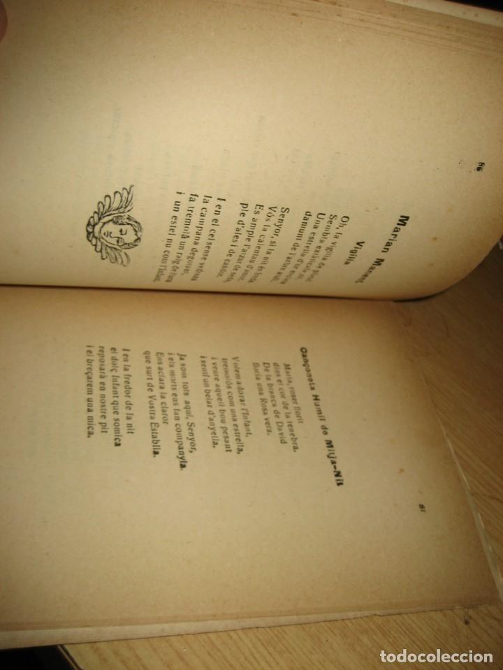 Libros antiguos: antologia de nadal . pròleg y tria tomas de la selva . ed joan merli 1923 poemas de navidad - Foto 11 - 265568929