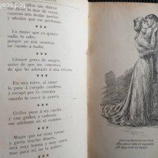 Libros antiguos: POESIAS Y CANTARES. NARCISO DIAZ ESCOVAR. 1903?. Lote 265853964
