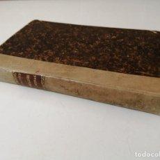 Libros antiguos: POESIAS ESCOGIDAS DE MANUEL DE CABANYES AÑO 1858 POESIA. Lote 269149483
