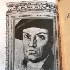 Libros antiguos: RUBEN DARIO. OBRAS POETICAS COMPLETAS. M. AGUILAR EDITOR. 1932. Lote 269746078