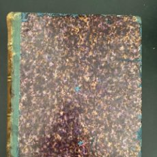 Libros antiguos: OBRAS COMPLETAS DE D. ANGEL DE SAAVEDRA DUQUE DE RIVAS. TOMO I Y II EN UN VOLUMEN. BARCELONA, 1885. Lote 270127153