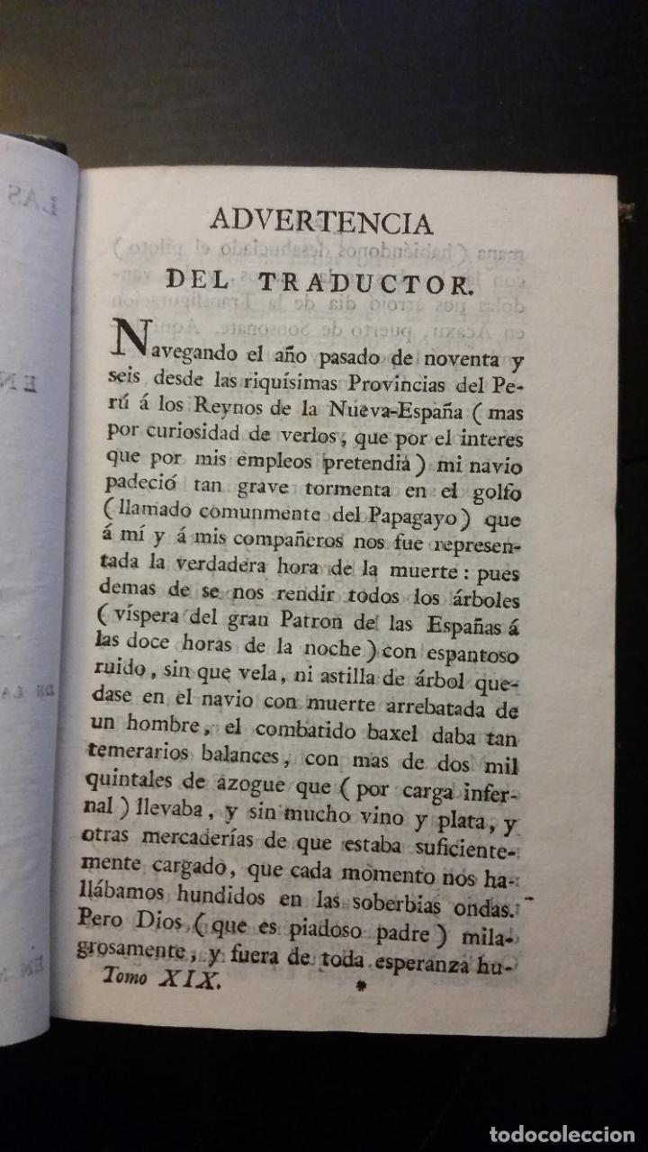 Libros antiguos: 1797 - Las Heroydas de Ovidio traducidas por Diego Mexía - Foto 3 - 270259228