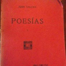 Libros antiguos: LIBRO DE POESÍAS ANTIGUO , SIGLO XIX ESTA CON LAS HOJAS SIN CORTAR. Lote 270926893