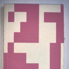 Libros antiguos: LECTURAS ACTIVAS. EMILIO SOLA. CODA / COLECCIÓN PRIVADA.. Lote 271053488