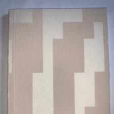Libros antiguos: EL FINAL DE LA TRISTEZA. PACO CUETO. CODA / COLECCIÓN PRIVADA. Lote 271064683