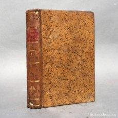 Libros antiguos: AÑO 1782 - COLECCION DE POESIAS CASTELLANAS - BOSCAN - POESÍA - PLENA PIEL. Lote 271488393