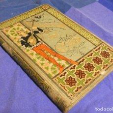 Livres anciens: ROMANCERO SELECTO DEL CID. BIBLIOTECA DE ARTES Y LETRAS, 1884. PRÓLOGO DE MANUEL MILA Y FONTANALS.. Lote 272756398