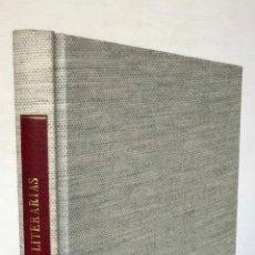 Libros antiguos: COMPOSICIONES LITERARIAS. - TURRÓ, RAMON.. Lote 123254350